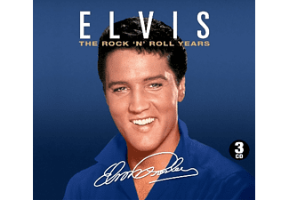 Elvis Presley - The Rock'N Roll Years - (CD)