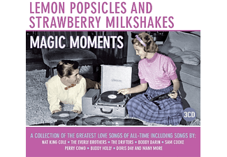 VARIOUS - LPSM-Magic Moments - (CD)