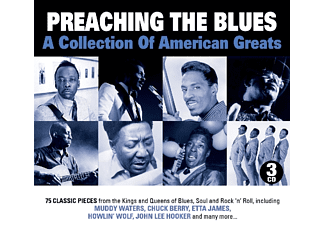 VARIOUS - Preaching The Blues - (CD)
