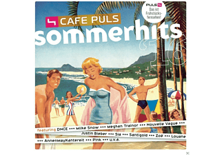 VARIOUS - Café Puls Sommerhits 2016 - (CD)