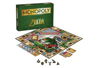 - Monopoly: The Legend Of Zelda |