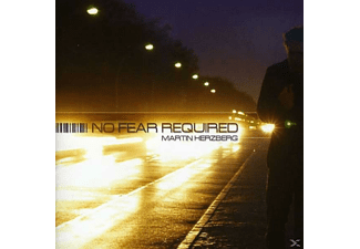 Martin Herzberg - No Fear Required - (CD)
