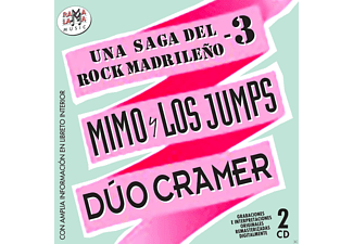 VARIOUS - Una Saga Del Rock Madrileno (Mimo y Los Jumps-Dúo - (CD)