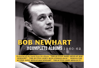 Bob Newhart - The Complete Albums 1960-62 - (CD)