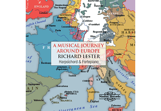 Richard Lester - A Musical Journey Around Europe - (CD)