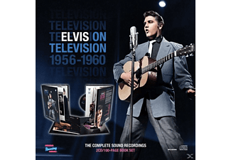 Elvis Presley - Elvis On Television 1956-960: The Complete Sound [CD + Buch]