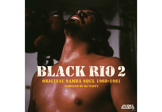 VARIOUS - Black Rio 2: Samba Soul 1968-1981 [LP + Bonus-CD]