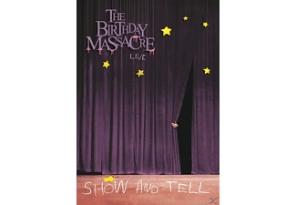 The Birthday Massacre - Show and Tell - Live - (DVD)