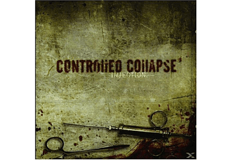 Controlled Collapse - Injection - (CD)