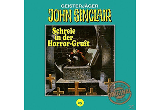 Schreie in der Horror-Gruft - 1 CD - Horror
