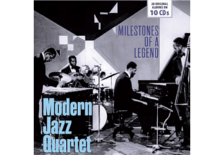 The Modern Jazz Quartet - 20 Original Albums - (CD)