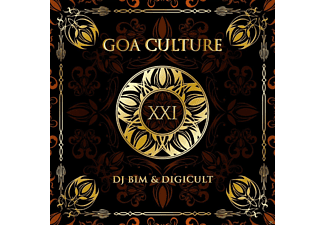 VARIOUS - Goa Culture Vol.21 - (CD)