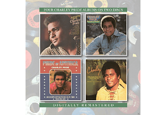 Charley Pride - Amazing Love/Country Feelin'/Pride Of America/Char [CD]