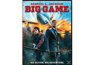 Big Game DVD
