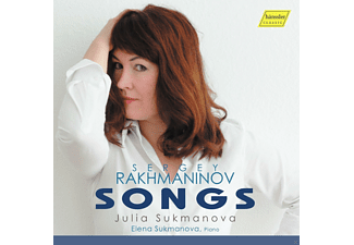 Julia Sukmanova, .Elena Sukmanova - Songs - (CD)