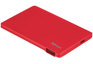 TRUST Powerbank 2200T Rood