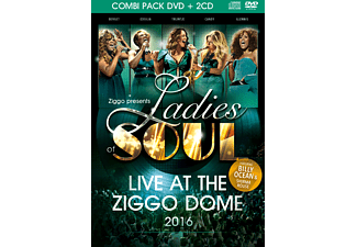 Ladies Of Soul - Live At The Ziggo Dome 2016 | DVD