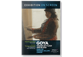 - Exhibition on Screen: Goya - Visions of Flesh and Blood [DVD]
