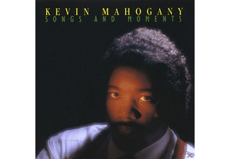 Kevin Mahogany - SONGS AND MOMENTS - (CD)