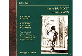 Mena - Grands Motets - (CD)