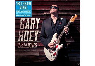 Gary Hoey - DUST & BONES - (LP + Download)