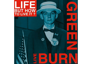 Life But How To Live It? - Burn Green Live (+CD) [LP + Bonus-CD]