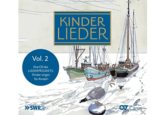 VARIOUS - Kinderlieder Vol.2-Exkl.Cd-Sammlung - (CD)