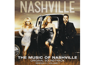 Nashville Cast - The Music Of Nashville Season 4, Vol.1 - (CD)