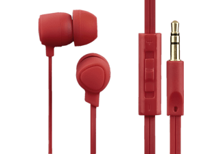 HAMA Fun Music, In-ear Kopfhörer, Rot