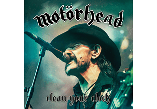 Motörhead - Clean Your Clock - (CD + DVD Video)