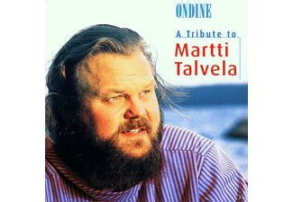 VARIOUS, Berglund, Finnish Rso, Talvela Matti - A Tribute To Matti Talvela - (CD)