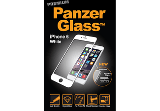 PANZERGLASS Premium iPhone 6/6s Wit
