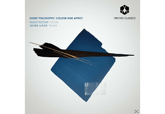 Ticciati,Hugo/Mawe,Henrik - Sonic Philosophy: Colour and Affect - (CD)