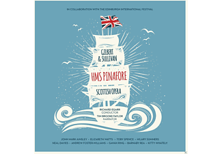 VARIOUS, Scottish Opera - HMS Pinafore - (CD)