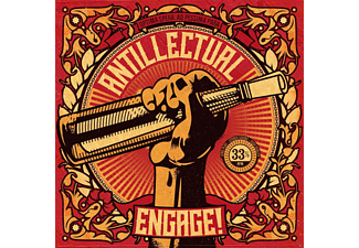Antillectual - Engage! - (Vinyl)