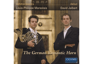 Louis-philippe Marsolais, David Jalbert - The German Romantic Horn - (CD)