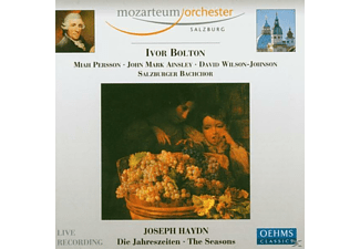 Ivor/Persson/Ainsey/Mozarteum Orch./+ Bolton, Ivor/persson/ainsey/mozarteum Orchester/+ Bolton - Die Jahreszeiten - (CD)