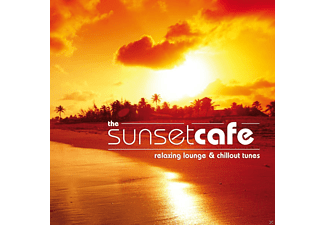 VARIOUS - The Sunset Cafe - (CD)