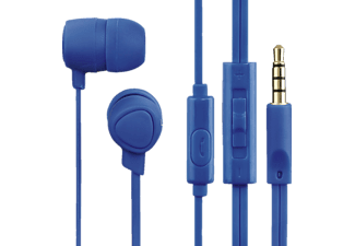 HAMA Fun Phone, In-ear Kopfhörer, Blau