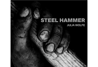 Bang on a Can All-Stars/Trio Mediaeval - Steel Hammer - (CD)