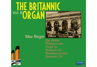 Welte-philh-orgel - The Britannic Organ Vol.8 - (CD)
