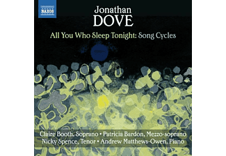 Booth/Bardon/Spence - All You Who Sleep Tonight - (CD)