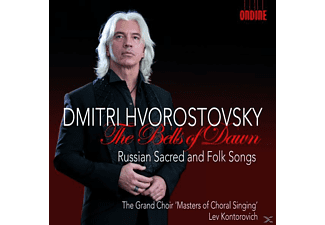 Hvorostovsky - The Bells of Dawn - (CD)