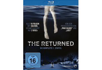 The Returned - Die komplette 1. Staffel - (Blu-ray)