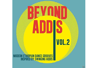 VARIOUS - Beyond Addis 02 - (LP + Download)