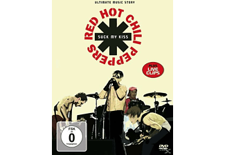Red Hot Chili Peppers - Suck My Kiss - (DVD)