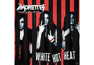 The Amorettes - White Hot Heat [CD]