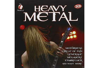 VARIOUS - Heavy Metal - (CD)