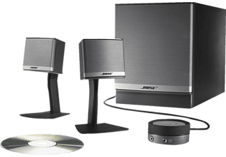 bose companion 3 serie ii graphit pc lautsprecher kaufen saturn. Black Bedroom Furniture Sets. Home Design Ideas