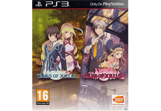 Tales of Xillia + Tales of Xillia 2 Compilation PS3